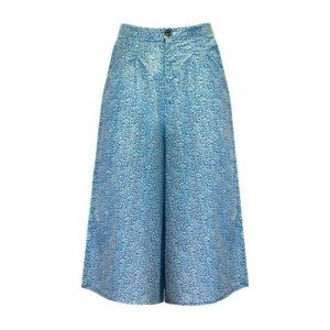 LITTLE WHITE LIES Blue Phoenix Pants